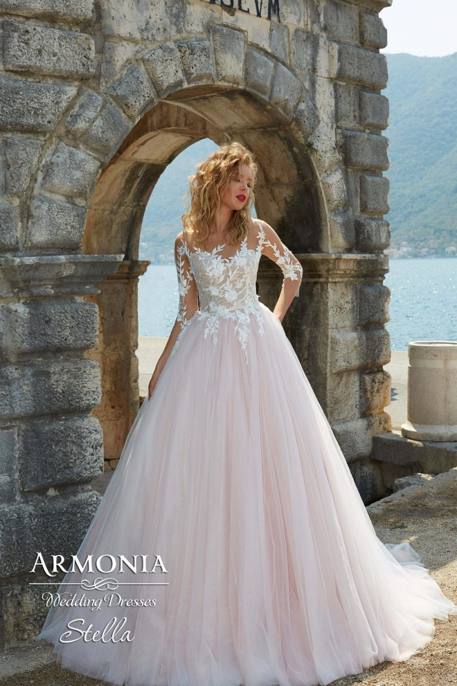 Пишна весільна сукня Stella