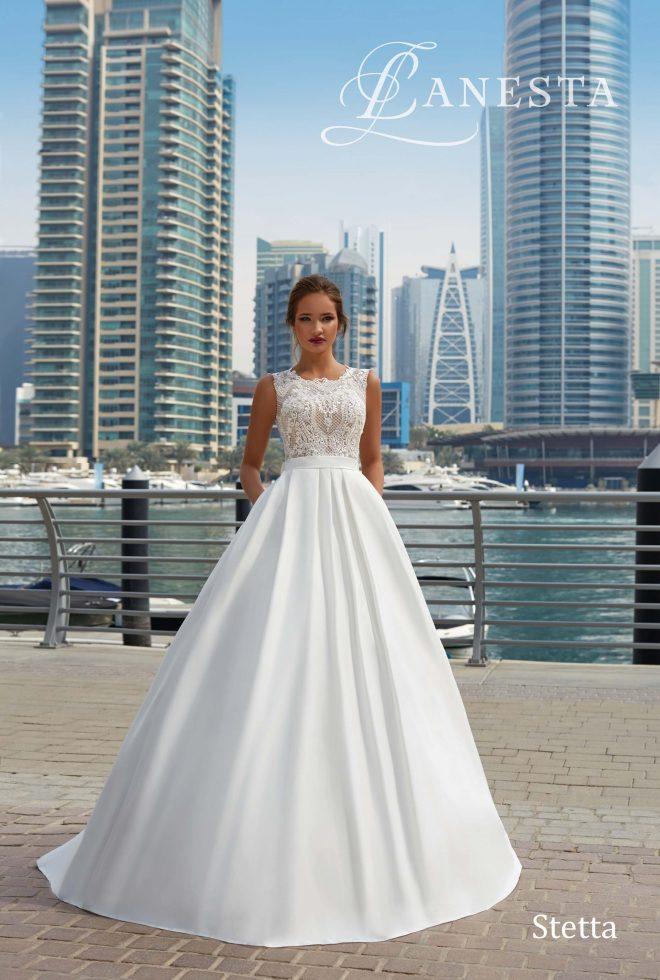 Свадебное платье Stetta Lanesta