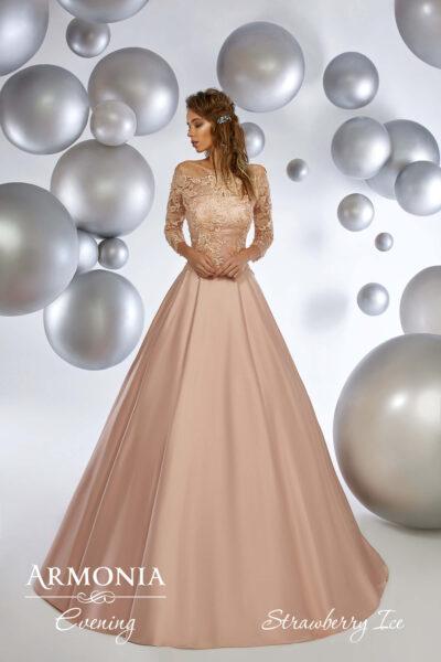 Вечернее платье Strawberry ice Armonia