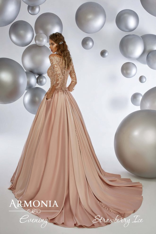 Вечірня сукня Strawberry ice Armonia