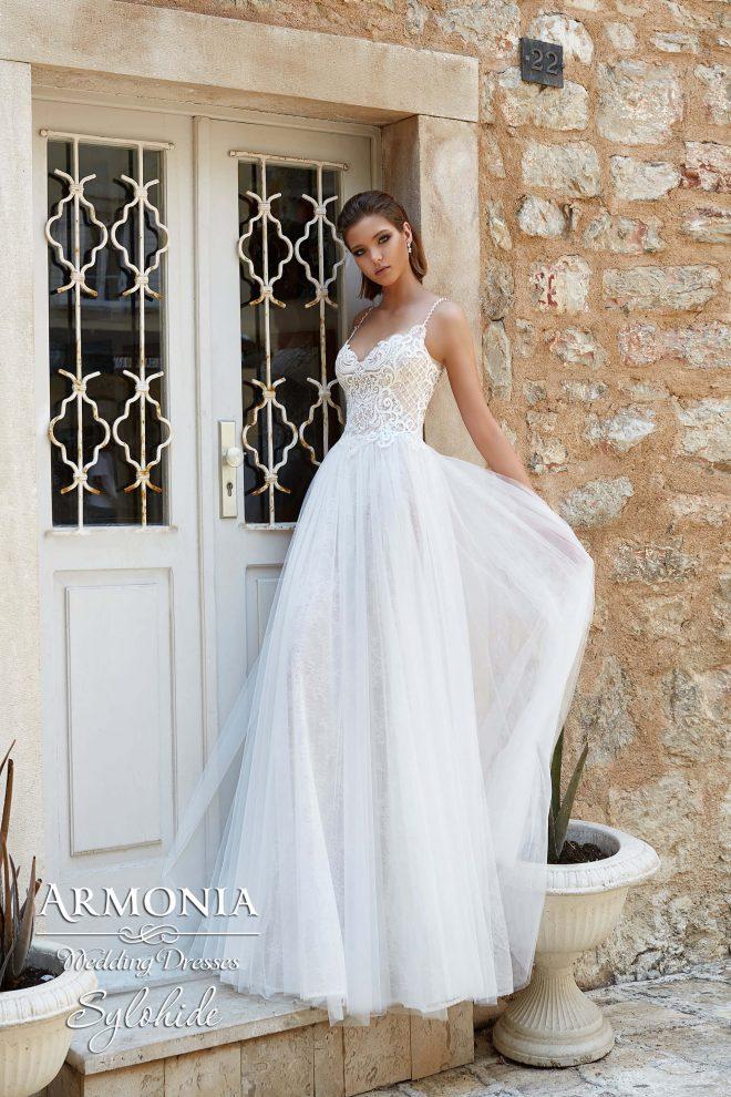 Весільна сукня Sylphide А-силуету