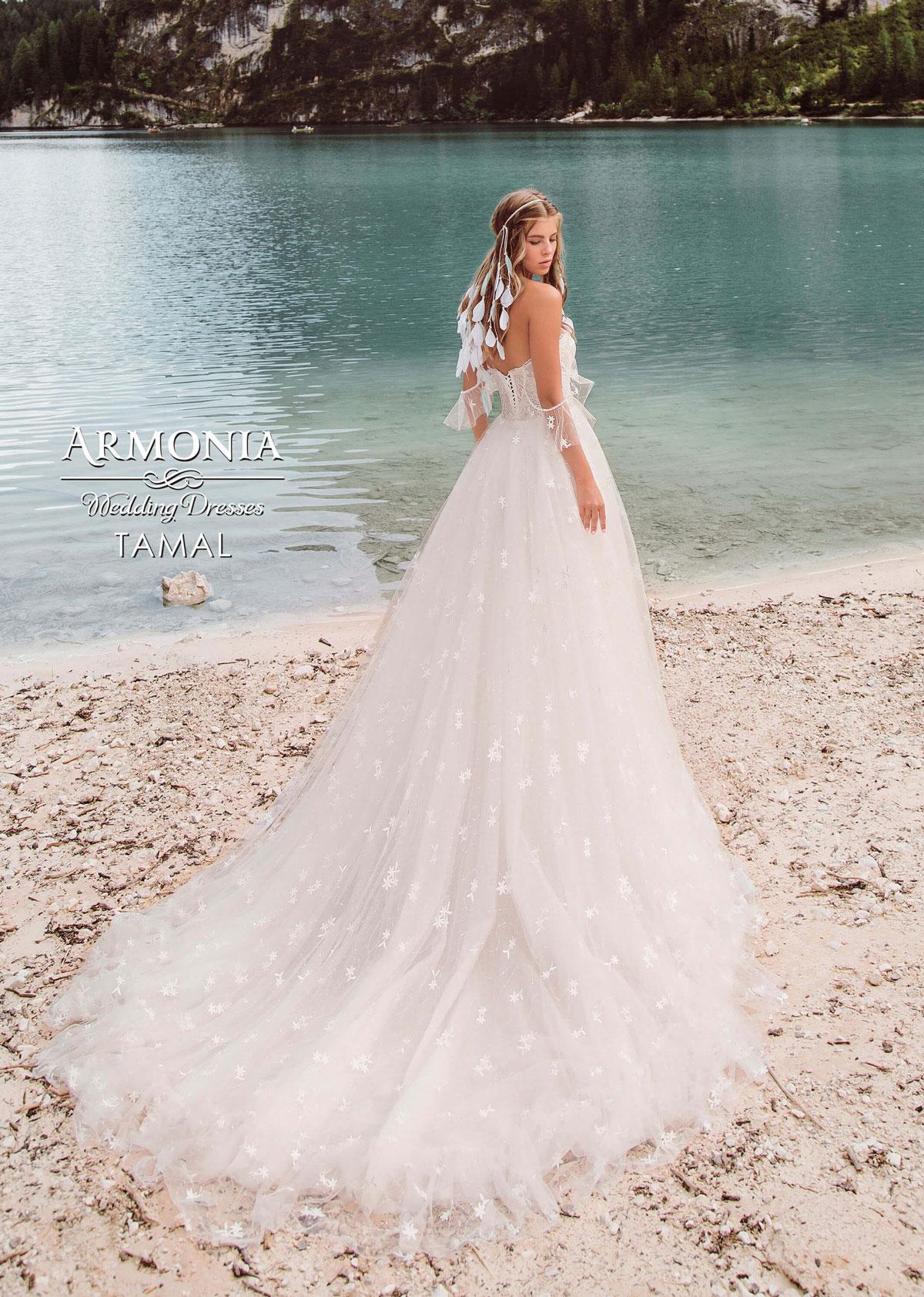 Весільна сукня Tamal
