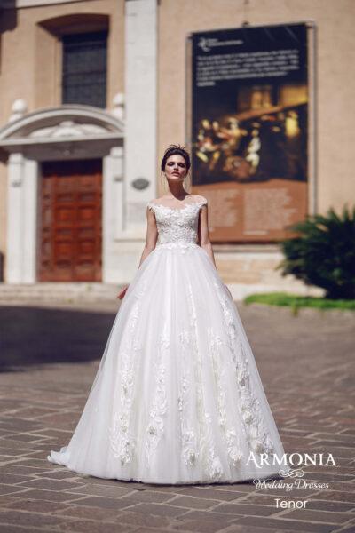 Cвадебное платье Tenor Armonia