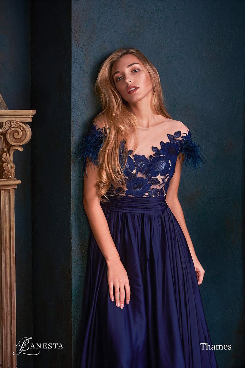 Вечірня сукня Thames