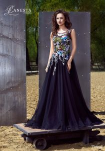 Вечернее платье Tokai Lanesta