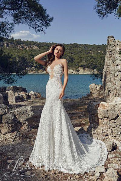 Свадебное платье Tourmaline Lanesta