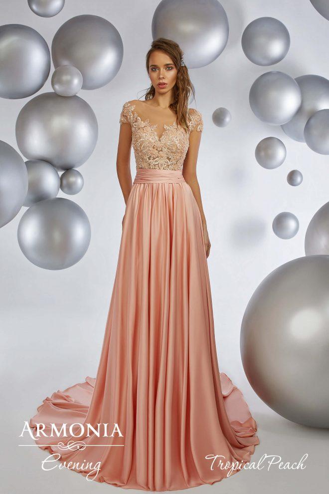 Вечернее платье Tropical Peach Armonia