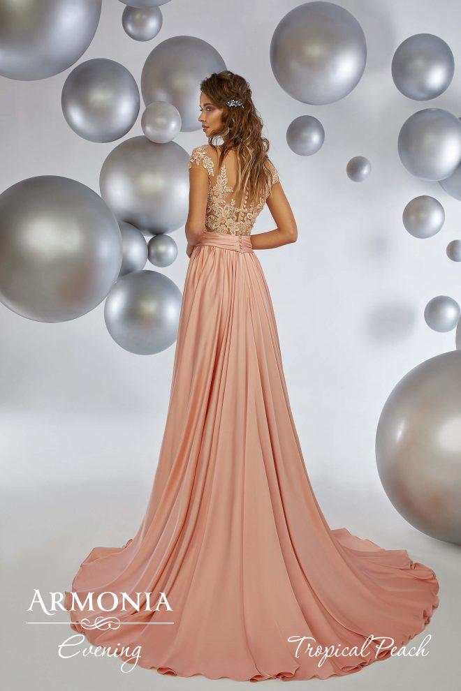 Вечірня сукня Tropical Peach Armonia
