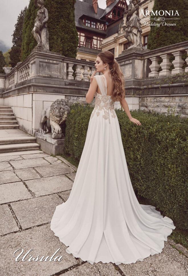 Свадебное платье Ursula Armonia