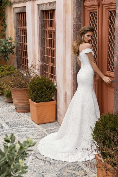 Свадебное платье Virgo Lanesta
