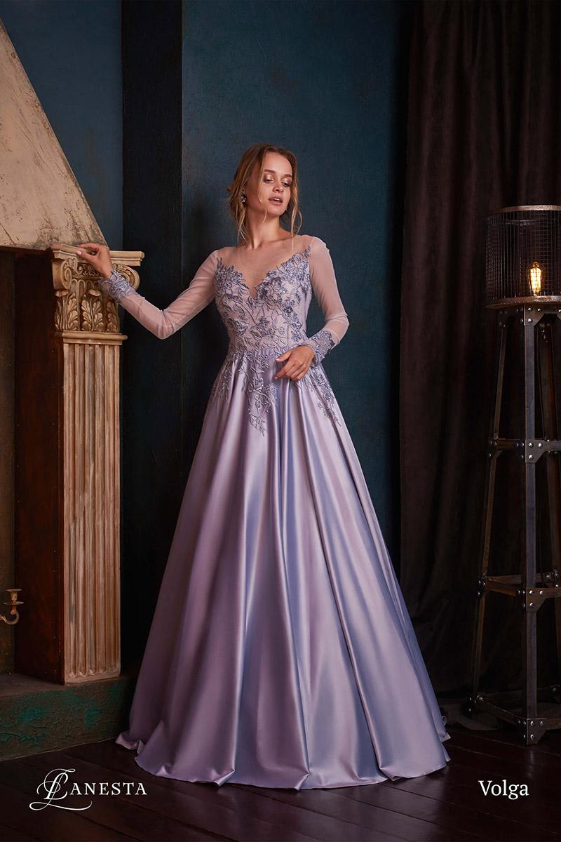 Вечірня сукня Volga