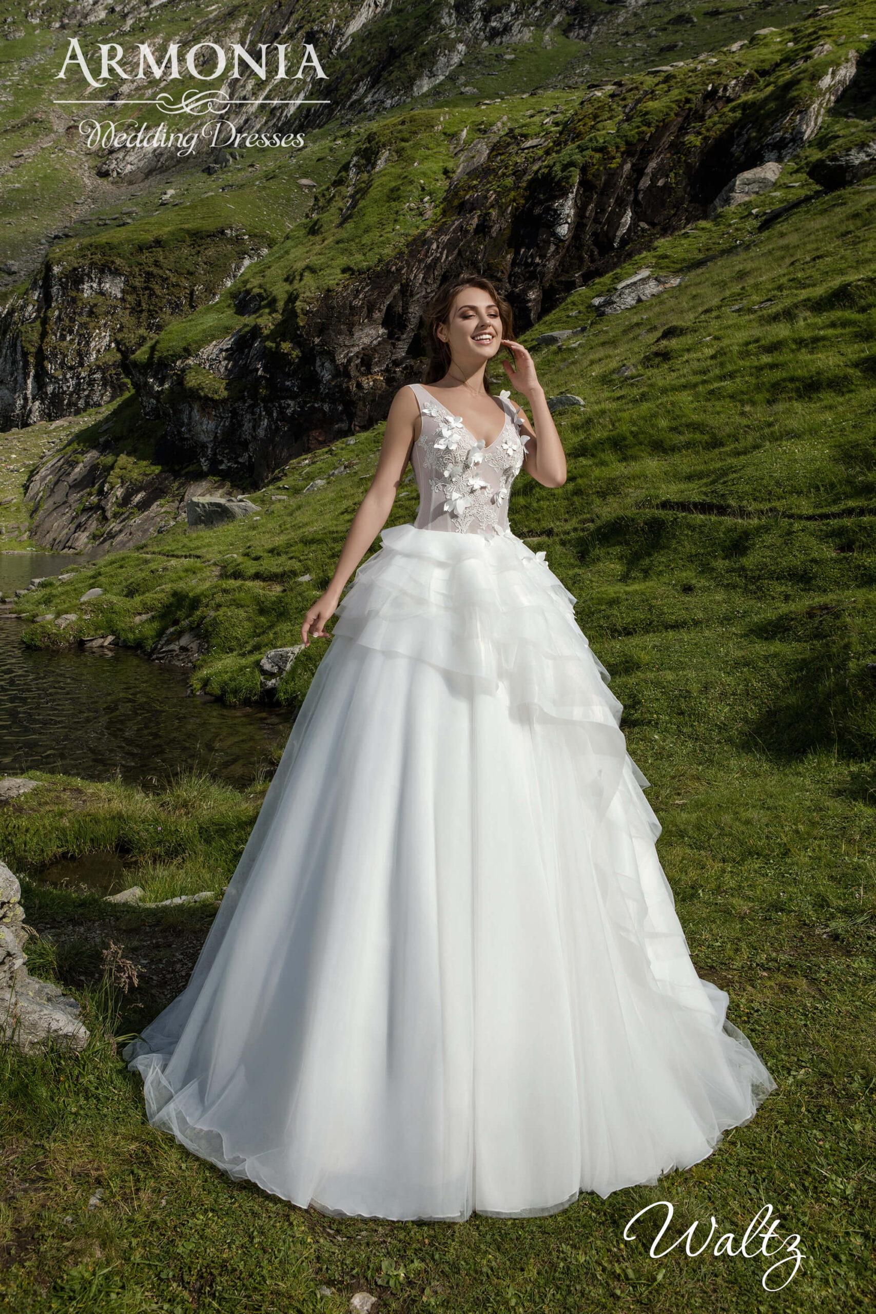 Весільна сукня Waltz Armonia