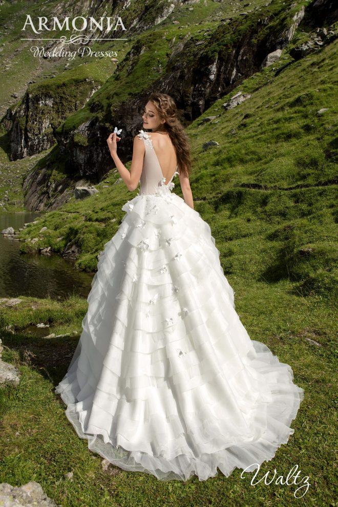 Cвадебное платье Waltz Armonia