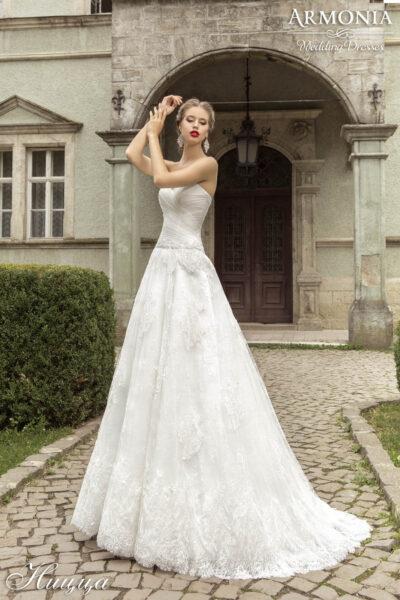 Свадебное платье Nizza Armonia