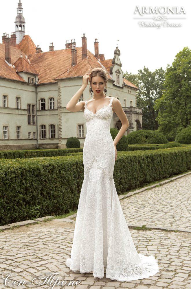 Свадебное платье Saint Tropez Armonia