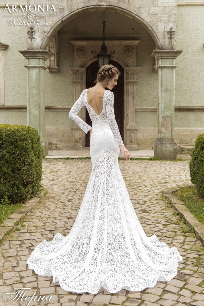 Свадебное платье Terna Armonia